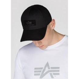 Šiltovka Alpha Industries VLC Cap black