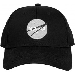 Šiltovka Alpha Industries Nasa Cap black