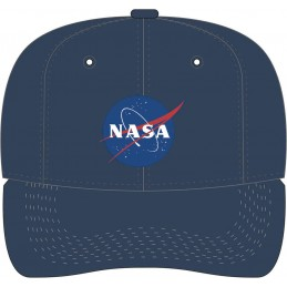 Šiltovka Alpha Industries Nasa Cap blue