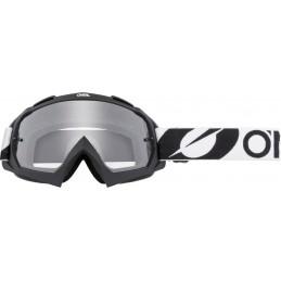 MX okuliare Oneal B-10 Twoface black