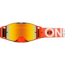 MX okuliare Oneal B-30 Bold  black/orange