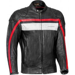 Bunda na motorku Ixon Pioneer black/white/red