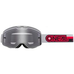MX okuliare Oneal B-20 Proxy red/grey