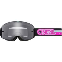MX okuliare Oneal B-20 Proxy black/pink