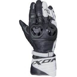 Rukavice na motorku IXON RS Tilter black/white