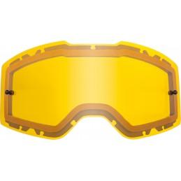 Plexi na okuliare Oneal  B-20/B-30 yellow
