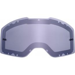Plexi na okuliare Oneal  B-20/B-30 silver
