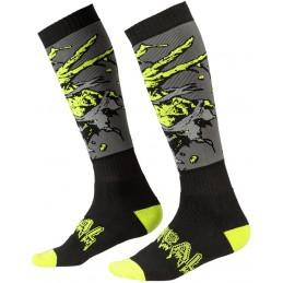 MX ponožky na motocykel Oneal Pro Zombie