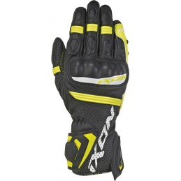 Rukavice na motorku IXON RS Tempo Air black/yellow