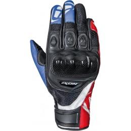 Rukavice na motorku IXON RS Recon Air black/blue/red