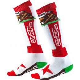 MX ponožky na motocykel Oneal Pro California