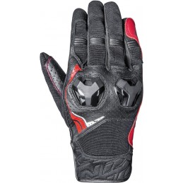 Rukavice na motorku IXON RS Spliter black/red