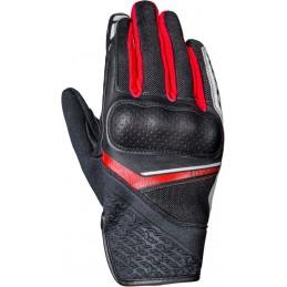 Rukavice na motorku IXON RS Launch black/red