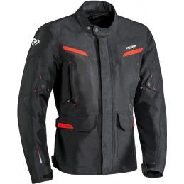 Bunda na motorku Ixon Summit 2 black/red