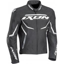 Bunda na motorku Ixon Swinter Sport black/white