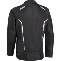 Bunda na motorku Ixon Cool Air black/white