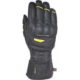 Rukavice na motorku IXON Pro Continental Winter black/yellow