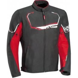 Bunda na motorku Ixon Challenge black/red