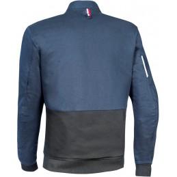 Bunda na motorku Ixon Fulham dark blue/black