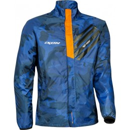 Nepremok IXON Stripe Rain Jacket blue