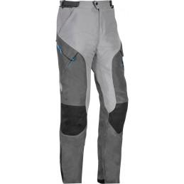 Nohavice na motorku IXON Crosstour 2 PT Light Grey/Dark Grey