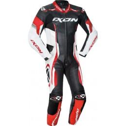 Detská kombinéza na motorku IXON Vortex black/white/red