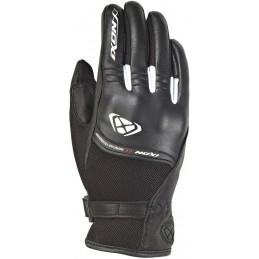 Dámske rukavice na motorku IXON Rs Shine 2 black/white