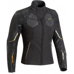 Dámska bunda na motorku IXON Cell black/gold