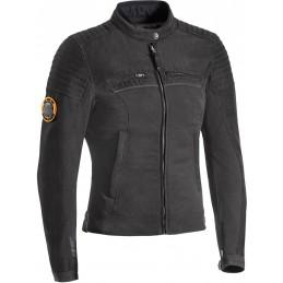 Dámska bunda na motorku IXON Breaker black