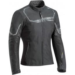 Dámska bunda na motorku IXON Challenge black