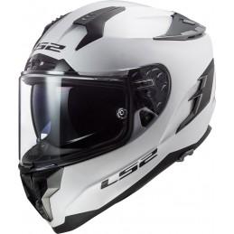 Prilba na motorku LS2 FF327 Challenger Solid white