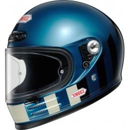 Prilba na motorku SHOEI Glamster Resurrection blue/black/white