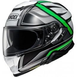 Prilba na motorku SHOEI GT Air 2 Haste white/black/green