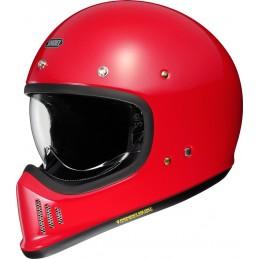 Prilba na motorku SHOEI EX-Zero red