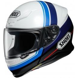 Prilba na motorku SHOEI NXR Philosopher white/blue/black