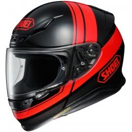 Prilba na motorku SHOEI NXR Philosopher black/red