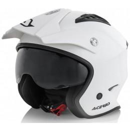 Prilba na motorku ACERBIS Aria white