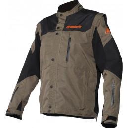Bunda na motorku ANSWER OPS Motocross brown/black