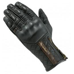 Dámske rukavice REBELHORN opium II CE retro čierne