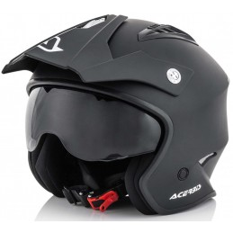 Prilba na motorku ACERBIS Aria black