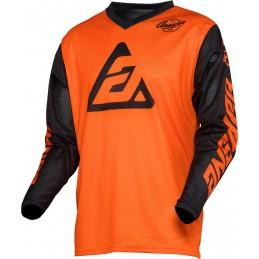MX dres na motorku Arkon Bold orange/black