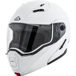 Prilba na motorku ACERBIS  Derwel Uni white