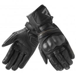 Dámske rukavice REBELHORN patrol WP nepremokavé čierne