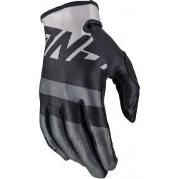MX rukavice na motorku ANSWER AR1 Voyd black/white/grey