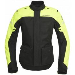 Dámska bunda na motorku ACERBIS Discovery Forest black/neon/yellow