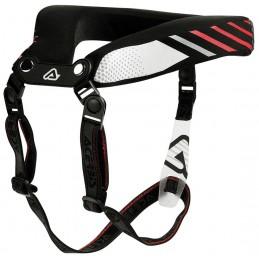 Krčný chránič ACERBIS Collar Stabilising 2.0 black/red