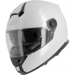 Prilba na motorku ASTONE GT800 Evo Monocolor white perlmutt