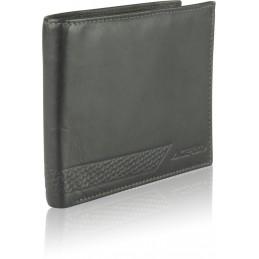 Kožená peňaženka ACERBIS black