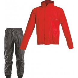 Nepremok na motorku ACERBIS Logo red/black