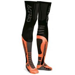 Ponožky ACERBIS X-Leg Pro black/orange
